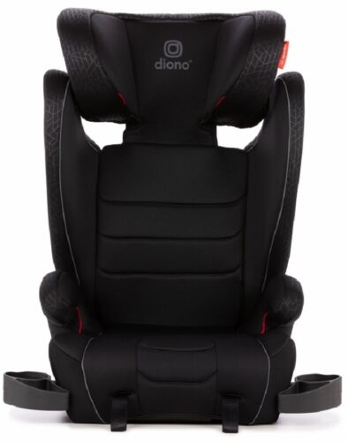 Diono Monterey XT Adjustable Headrest Child Safety Booster Car Seat Black NEW