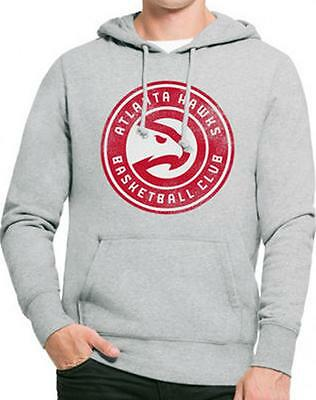 47 Forty Seven Brand Atlanta Hawks NBA Headline Hoody Hoodie (Hawkings Sunglasses)