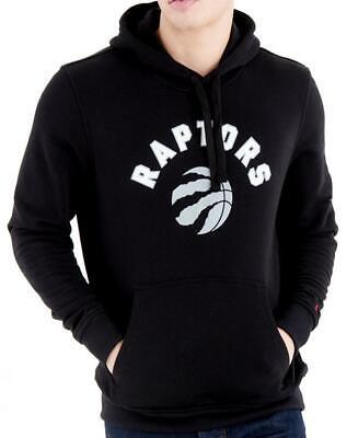 New Era Toronto Raptors Team Logo PO Hoody Sweater NBA Hoodie Herren Men Team Logo Hoody