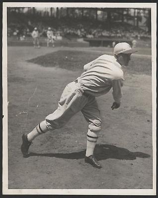 1928 Orig 1St Gen Press Photo   Alvin Crowder  Browns