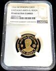 Gold NGC Ethiopia Coins