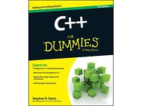 C++ For Dummies Paperback 7th Edition