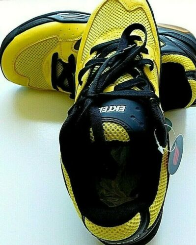 Ektelon Racquetball Shoes NFS Attack Yellow Men