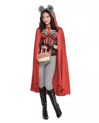 Red Riding Hood Capes (Storybook Little Red Riding Hood Cape New In)