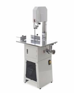 Butcherquip Quality Meat Bandsaw with No.8 Meat mincer