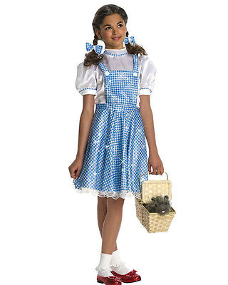 Dorothy Girls Costume from the Wizard of Oz