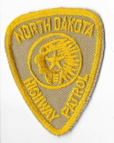 North Dakota Highway Patrol Hat Patch V2