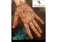 Professional makeup, hair and mehndi (henna) artist