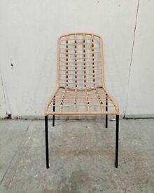 Habitat Bamboo Garden Chair - Natural No150708