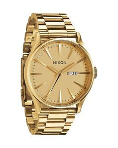 Nixon gold watch Belmont Belmont Area Preview