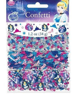 Cinderella Sparkle Party Supplies 1.2oz. Confetti - Confetti Party Supplies