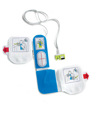 Zoll Medical Cpr-d-padz For Aed Plus Defibrillator Electrode Pad 8900-0800-01