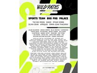 Wild Paths Festival 2 x weekend early bird passes