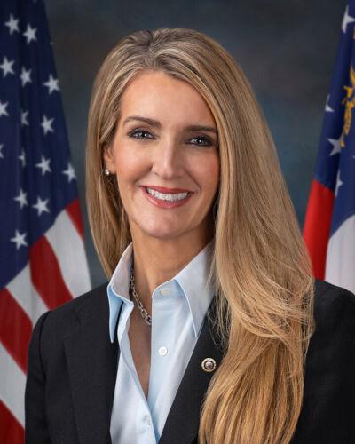 U.S. Senator Kelly Loeffler Official Portrait Photo 8x10