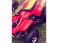 Used, Quadzilla Ram R100 quad bike for sale  Brandon, County Durham