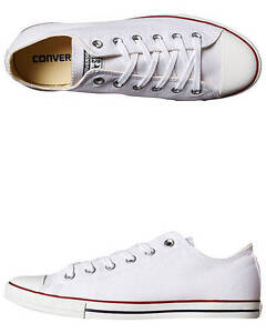 New-Converse-Mens-All-Star-Lean-Shoe-Canvas-Shoes-White