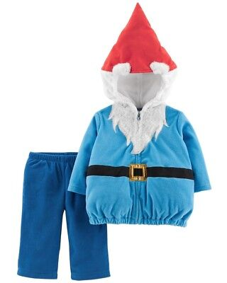 Carter's Gnome Elf 2-Piece Halloween Costume Infant Baby Boy 3-6 Months - Gnome Kostüm Baby