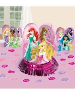 Disney Princess Table Decorating Kit 32pc Brand New In Pack. Melbourne CBD Melbourne City Preview