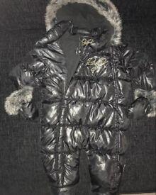 Baby k snowsuit