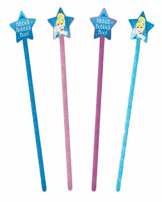 Cinderella Party Supplies Favors 12ct. Wands