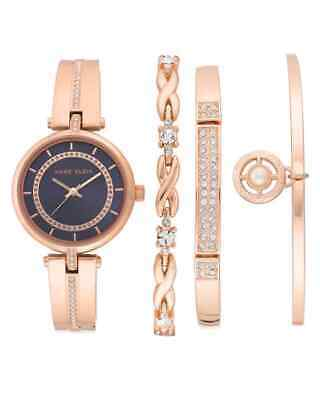 Anne Klein Quartz Ladies Watch AK/3426NRST
