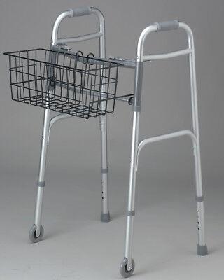 Medline Walker Basket For 2 Button Walkers  1 Each   Mds86615kh