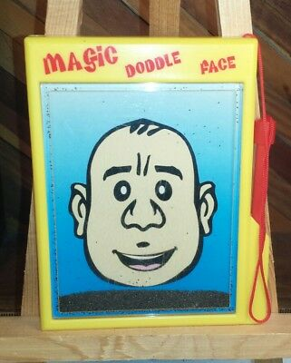 Magic Doddle Face Magnetic Hair Replacement Sculpting Fun Kid Child Play Toy](Magnetic Face Toy)