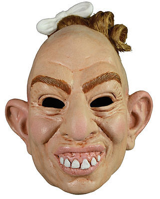 Halloween  AMERICAN HORROR STORY PEPPER DELUXE MASK Haunted - Halloween Mask History