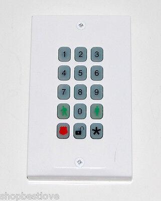SMC Wireless Keypad SMCWK01-Z