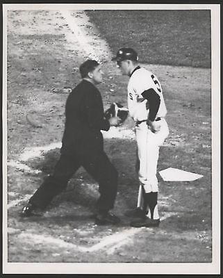 1963 Orig 1St Gen Press Photo   Tom Haller  Giants