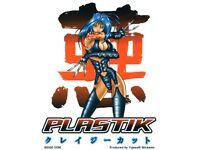 Red Warrior Elf Battle Axe Vinyl Decal Pinup RPG Gamer Girl Hot Chick Sticker™