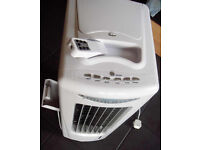 Prolectrix BU/ZI656174 air cooler,clelaner,humidifier,ionizer,used,perfect condition,remote control