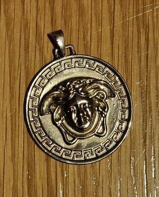 100% authentic Versace Medusa  pendant - Good Condition  - RRP £400