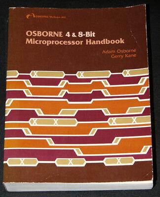1978 4/8-bit CPU Databook TMS1000 COP400 PPS-4 F8 8X300 2650 F8 SC/MP Intel 8080
