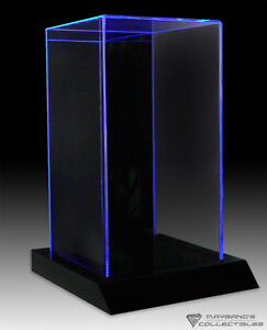 Sideshow maybang 3 led lighted display case 17 small size for Hot toys display case ikea