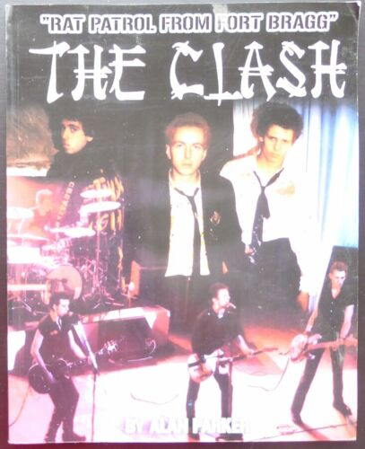 The Clash: Rat Patrol From Fort Bragg Punk Runk Book