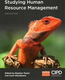 Studying Human Resource Management [Book]