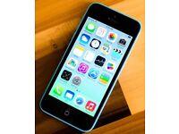 Apple Iphone 5C Blue- 16GB - Unlocked