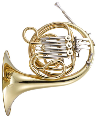John Packer JP162 Single F French Horn + Case