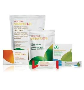 Healthy living core pack -with meal replacement