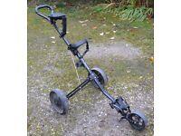 Slazenger 2/3 wheel push/pull trolley