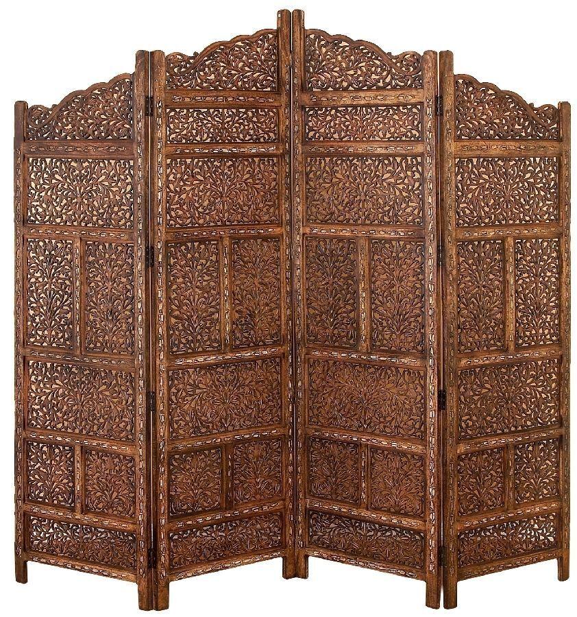Decorative Wood Screens ~ Top decorative folding screens ebay
