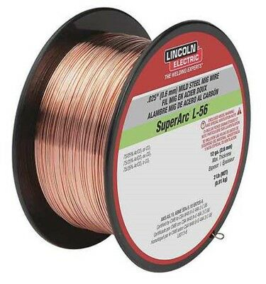 Lincon Electric Ed030631 Mig Welding Wire L-56 .030 Spool