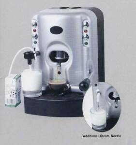 PROFESSIONAL ESPRESSO COFFEE MACHINES SK-205B Kingston Logan Area Preview