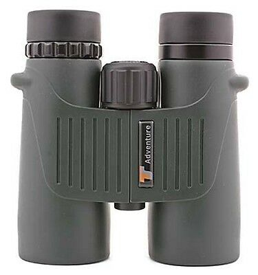 TS-Optics Fernglas Feldstecher 8x32 WP Wasserdicht Reisefernglas kompakt wandern Glas 8