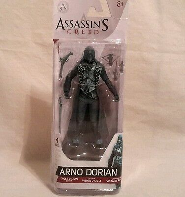 McFarlane Toys Assassin's Creed Series 4: Arno Dorian Eagle Vision Outfit Figure - Assassin's Creed 4 Outfits