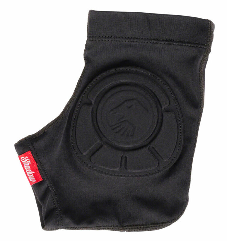 The Shadow Conspiracy Invisa-Lite Ankle Guards - Black Medium