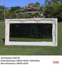 wooden wall mirror Europe palace style Embossed from $71 Auchenflower Brisbane North West Preview