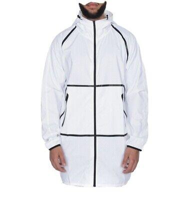 Puma x Stampd Jacket - Sz Large Rain Coat Gold Logo NWT