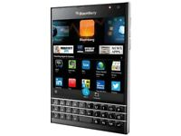 backberry passport unlocked mobile phone A grade clean condition